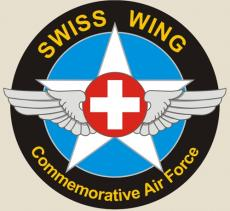 CAF Swiss Wing Badge